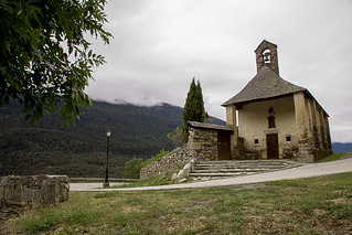 Ermitage Saint Michel / Ermita de Sant Miquu - Val d'Aran