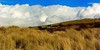 Morfa Bychan (alex.vangroningen) Tags: dunes northwales grass sky clouds mountains house farm nikond2h