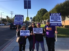 We Don't Want to Strike, But We Will - LAUSD Education Workers Speak Up