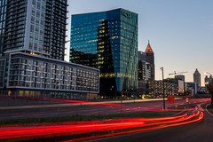 Atlanta (Jon Ariel) Tags: atlanta traffic morning georgia ga northgeorgia