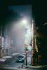 Street lurker (wardphotography1) Tags: street photo photography urban grunge atmospheric fog steam alley backlane candid lane interesting explore