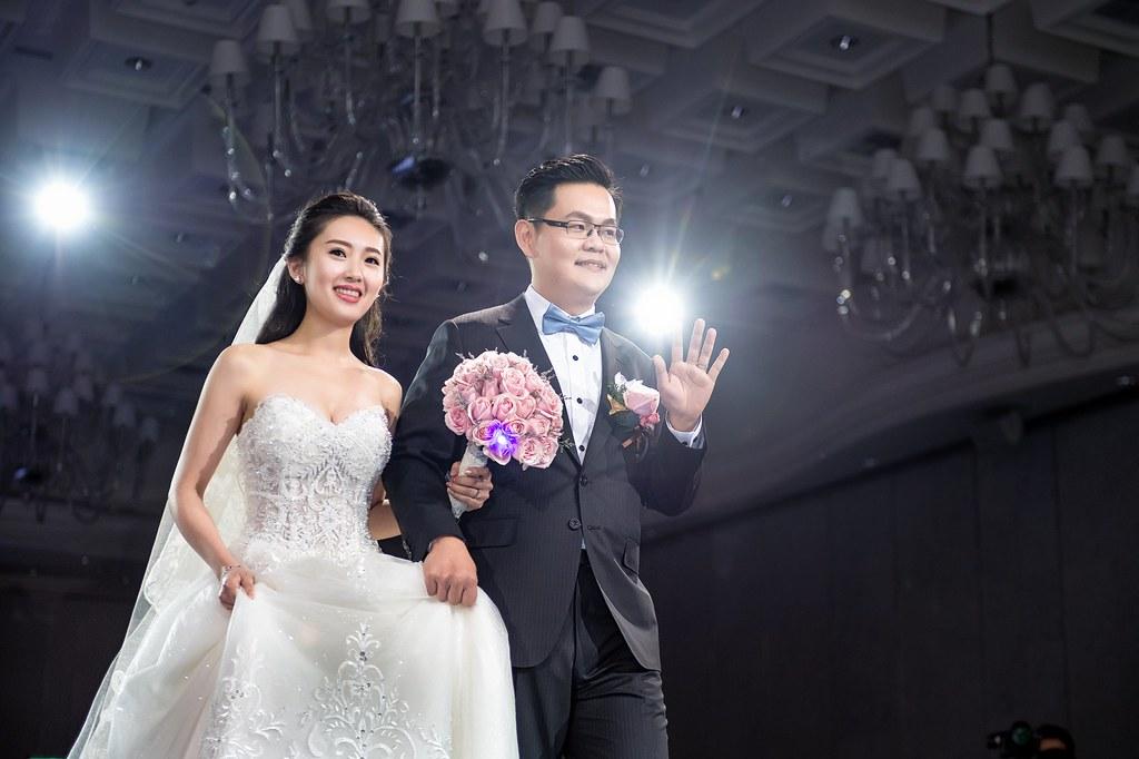 【婚攝】國弘 & 思妤 / 台中林酒店