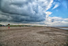 Approaching storm (crafty1tutu (Ann)) Tags: travel holiday 2017 unitedkingdom uk england lincolnshire huttoft huttoftbeach storm weather clouds beach sand water sea ocean crafty1tutu canon5dmkiii canon24105lserieslens anncameron