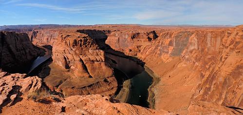 Glen Canyon - The Horseshoe Bend Pano