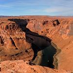 Glen Canyon - The Horseshoe Bend Pano thumbnail