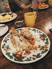 Weekend in Jersey City & NYC (aileennguyen1024) Tags: frenchtoast breakfast brunch southhouse delicious banananut