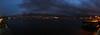 Penns Landing Skyscape (dweible1109) Tags: magichour morning pano iphone penna philadelphia delawareriver pennslanding