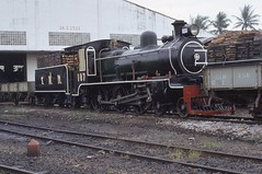Thailand Railways - Royal Siamese State Railways (RSR) 4-6-0 steam locomotive Nr. 187 (North British Locomotive Works 22261 / 1919) (HISTORICAL RAILWAY IMAGES) Tags: thailand steam locomotive nbl glasgow northbritishlocomotive 460 rsr siam