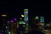 ([ raymond ]) Tags: cityscape freedomtower manhattan moon night nyc skyline img7608