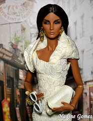 Elyse in Paris (Nadine Gomes) Tags: integrity toys fashion royalty seduisante elyse elise jolie wclub exclusive doll toy 2017