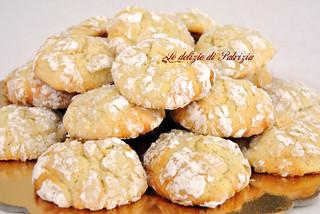 Biscotti con yogurt e limone