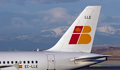 EC-LLE LEMD 11-01-2018 (Burmarrad (Mark) Camenzuli Thank you for the 10.3) Tags: airline iberia express aircraft airbus a320214 registration eclle cn 1119 lemd 11012018