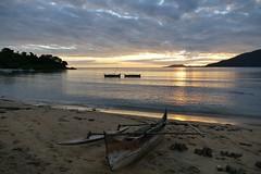 Nosy Komba sunset