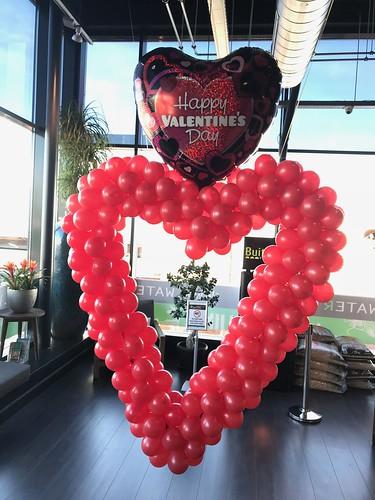 Ballonnenhart Fotolijst Valentijnsdag Watertuin Spijkenisse