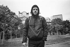 (ニノ Nino) Tags: 35mm 35 mm film analog analogue street urban utdoor photography olympus mju ii ilford delta 400