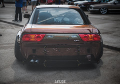 RACEISM EVENT 2017 (JAYJOE.MEDIA) Tags: nissan rps 13 low lower lowered lowlife stance stanced bagged airride static slammed wheelwhore fitment