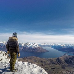 🌏 Queenstown, New Zealand |  Matt Kyhnn (travelingpage) Tags: travel traveling traveler destinations journey trip vacation places explore explorer adventure adventurer