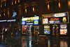 London - Near Leicester Square (BudCat14/Ross) Tags: london musicals theater leicestersquare tickets night rain reflections nocturnes england uk theaterdistrict