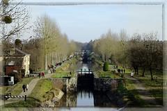 Sunday walk to the eleven canal-locks (ilana.greendel) Tags: écluse canallocks breizh bretagne brittany
