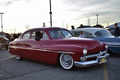 Mooneyes X-Mas Party 2017 (USautos98) Tags: 1949 mercury traditionalhotrod streetrod kustom fatboy
