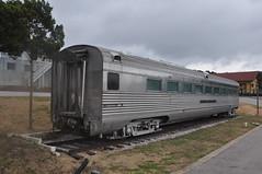 "CB&Q Observation 231 ""Silver Streak"" 3/4 View (skytop45) Tags: chicago burlington quincy passenger observation train car denver zephry texas compound austin"