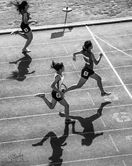 SAA Track and Field Series1 (REVIT PHOTO'S) Tags: saa trackandfield athletics running shadow blackandwhite
