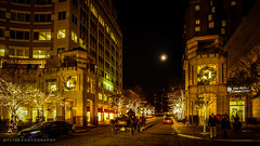 Winter Carriage Ride (YL168) Tags: horse winter sony alpha evening reston tower center virginia american sonyflickraward flickrunitedaward