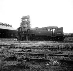 Nine Elms (Keith Chambers) Tags: sothern steam locomotive standard 264t tank 4 riddles nine elms 1967