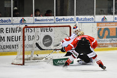 Tip in (Katzenfutter) Tags: puck stick net score goal del2 eishockey icehockey bad tölz badnauheim hessen deutschland de