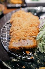 鹿兒島產六白黑豬里肌肉 (aelx911) Tags: a7rii a7r2 sony gmaster fe2470mmf28gm fe2470gm food porkchop pork delicious japan kyushu kumamoto 日本 九州 勝烈亭 熊本
