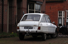 1973 Citroën Ami 8 Confort (rvandermaar) Tags: 1973 citroën ami 8 confort citroënami8 citroënami citroen citroenami sidecode3 50ap19 rvdm