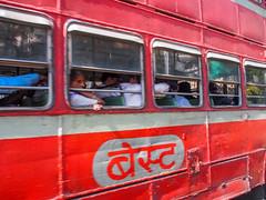 LR Mumbai 2015-603 (hunbille) Tags: birgittemumbai5lr india mumbai bombay fort bus