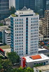 Grand Kebon Sirih (Ya, saya inBaliTimur (leaving)) Tags: jakarta building gedung architecture arsitektur office kantor