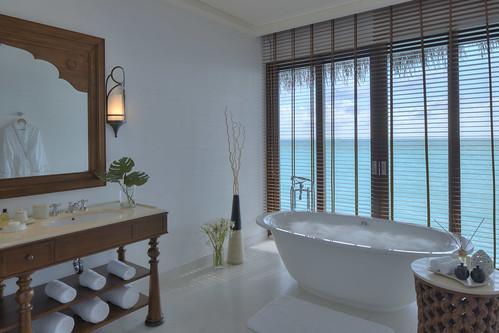 Water Villa - Bathroom