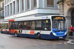 Stagecoach Highlands 36203 SP60DYT (Will Swain) Tags: inverness 24th november 2017 bus buses transport travel uk britain vehicle vehicles county country scotland scottish highland highlands city centre stagecoach 36203 sp60dyt fife