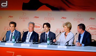 70th Cannes Film Festival Moments