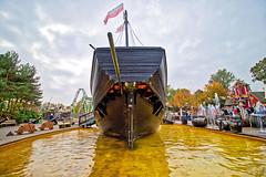 Hansa Park - Piratenschiff (www.nbfotos.de) Tags: hansapark piratenschiff schiff freizeitpark vergnügungspark themepark sierksdorf