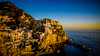 Manarola durante la hora dorada, Cinque Terre (pepoexpress - A few million thanks!) Tags: nikon nikkor d750 nikond750 nikond75024120f4 24120mmafs pepoexpress landscape horadorada horamágica goldenhour seascape manarola liguria italy water sea © all rights reserved do use photography withaut permision allrightsreserved