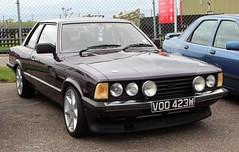 VOO 423W (Nivek.Old.Gold) Tags: 1981 ford cortina l 2door 1300cc