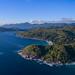 Der Süden von der Insel Mahe