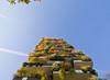 Vertikal / Vertical # 2 (schreibtnix on 'n off) Tags: reisen travelling italien italy mailand milan architektur architecture césarpelli hochhaus tower himmel sky blau blue vertikal vertical futuristisch futuristic olympuse5 schreibtnix
