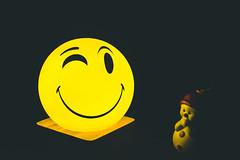 Keep Smiling (Berishvili Temo) Tags: smile smiley smiling keepsmiling lowlight nikon d7200 snowman