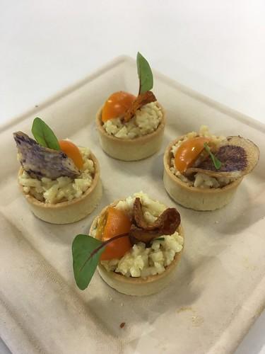 Kronen veggie rice snack