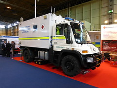 SY54SAR (Emergency_Vehicles) Tags: british red cross control