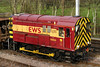 08866 (Cumberland Patriot) Tags: ews english welsh and scottish railway ee electric class 08 08866 d4034 4034 diesel shunter dieselelectric