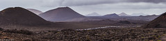 Queue to Timanfaya (Northern Kev) Tags: lanzarote landscape mountain nikon d7200 nikond7200 island holiday barren hills pano panoramic