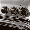 Impala SS (Wet Possum) Tags: 80mm car impala pyro pyrocathd taillight carsandcoffee epsonscan film hasselblad ilfordhp5 lights mediumformat scan v700