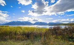 Grand Teton (shishirmishra1) Tags: sky usa grand teton national park landscape blue