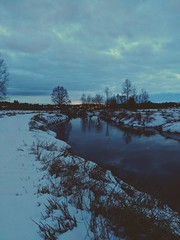 Snowy wilderness. (thnewblack) Tags: google pixel2xl android smartphone outdoors nature snow snapseed f18 hdr 122mp