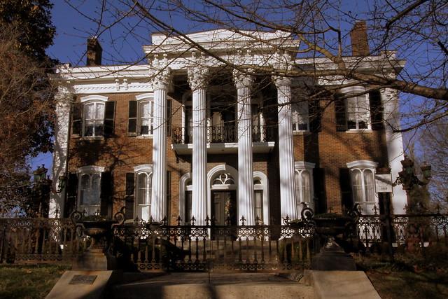 Mayes-Hutton House - Columbia, TN
